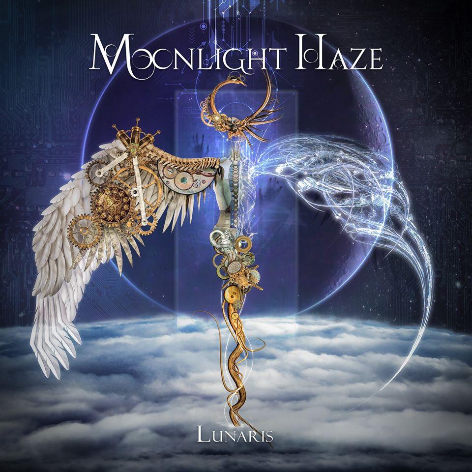 MOONLIGHT HAZE Lunaris (2020) Power Metal Symphonic ITALIE 10412610