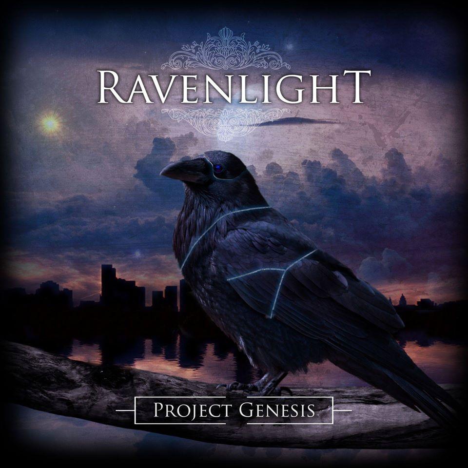 RAVENLIGHT Project Genesis (2020) Metal Symphonic Irlande 10470010