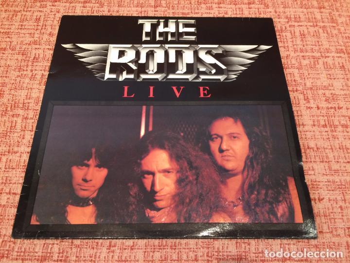 Concert THE RODS à Las Vegas Août 2017 (HD - Set complet) 10493210