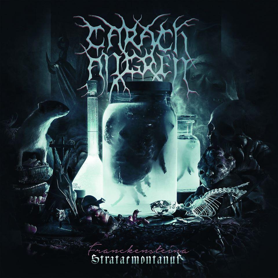 CARACH ANGREN Franckensteina Strataemontanus (2020) Black Metal Hollande  10606110