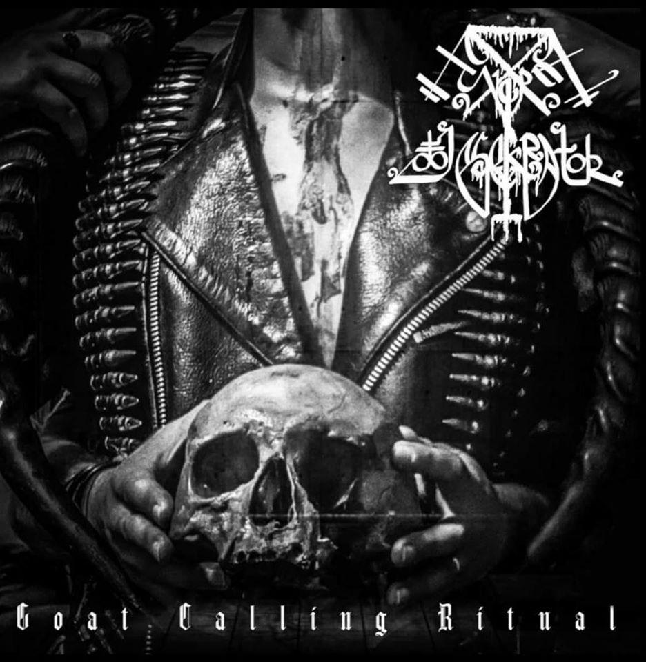 FUNERAL DESEKRATOR Goat Calling Ritual (2020) Black/Thrash Paris 10631410