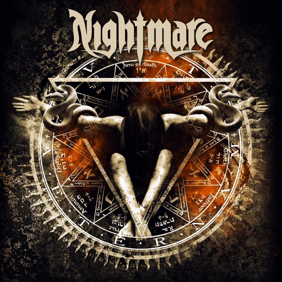 NIGHTMARE Aeternam (2020) Heavy Metal  10639910