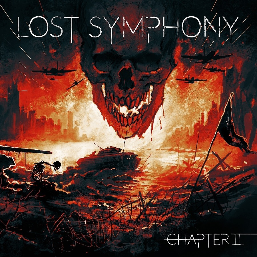 LOST SYMPHNOY Chapter II (2020) Power-Metal USA 10776710