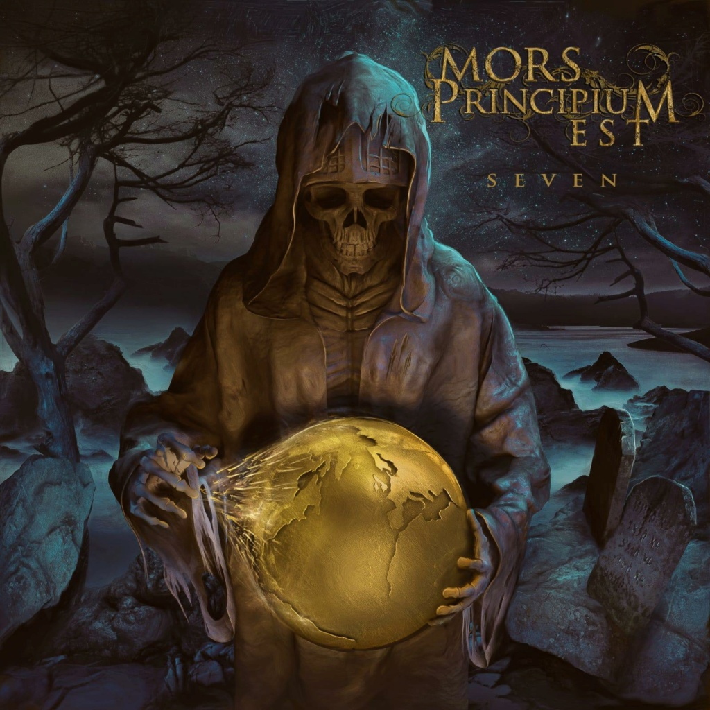 MORS PRINCIPIUM EST Seven (2020) Death Mélodic Finlande 10915010