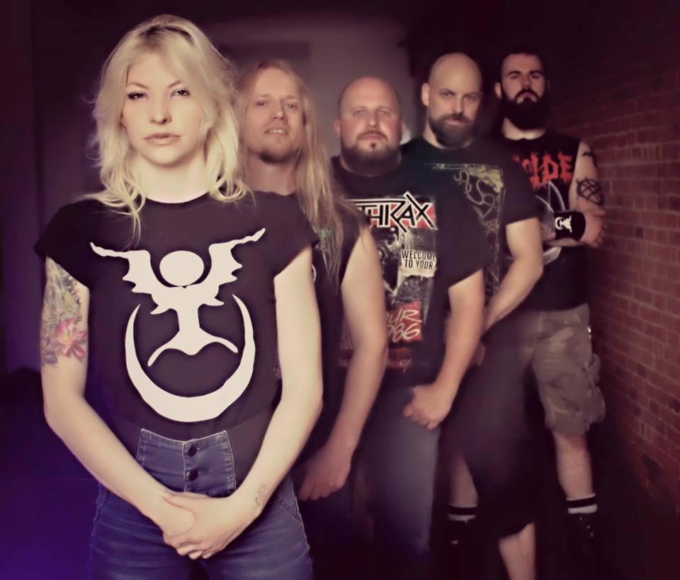 INTO ETERNITY The Sirens (2018) Extreme Progressive Metal CANADA 11230810