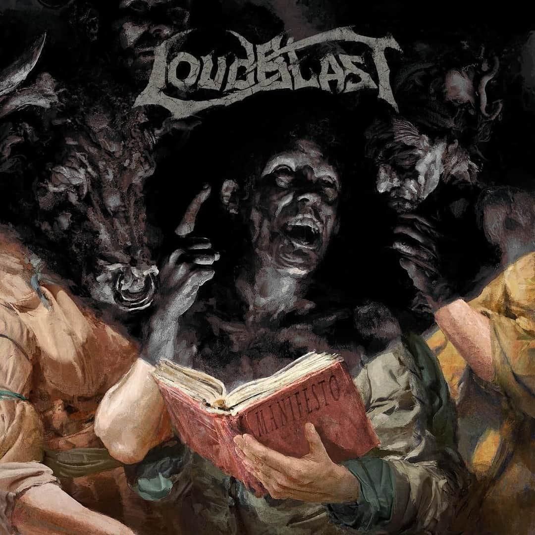 LOUDBLAST Manifesto (2020) Thrash/Death Lille 11679910