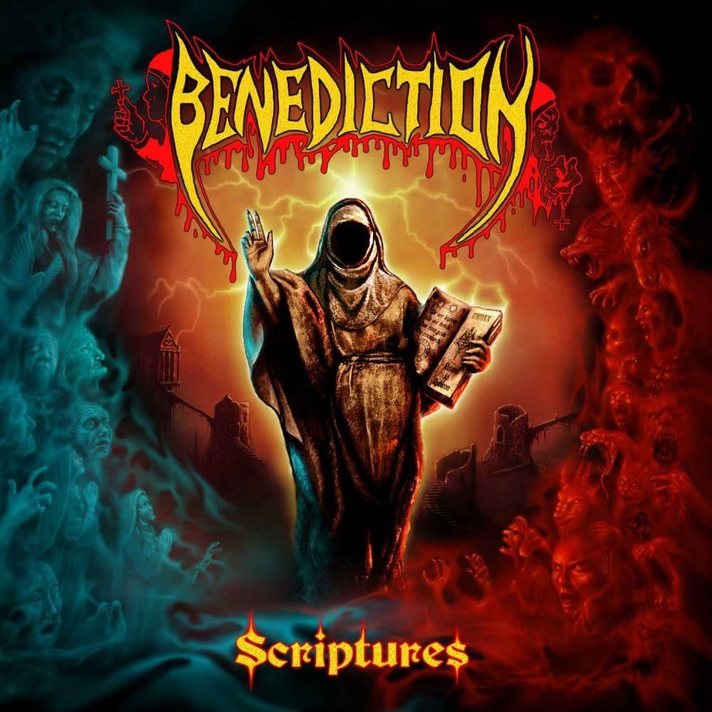 BENEDICTION Scriptures (2020) Death Metal ANGLETERRE 11724910