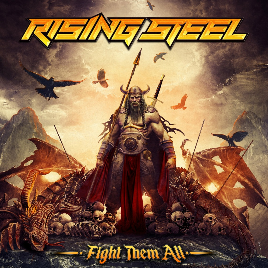 RISING STEEL Fight Them All (2020) Thrash/Heavy (Grenoble) 11737610