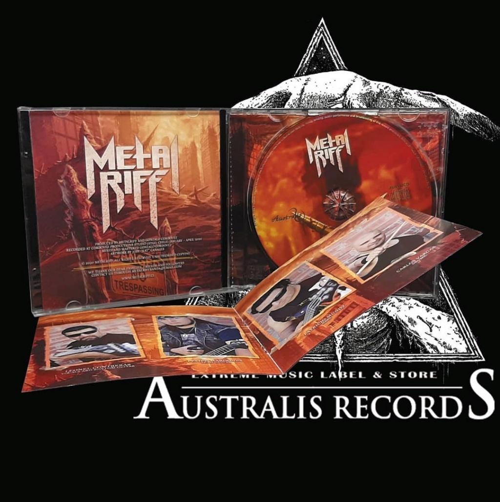 METAL RIFF Under My Skin (2020) Heavy/Thrash Chili 11762910