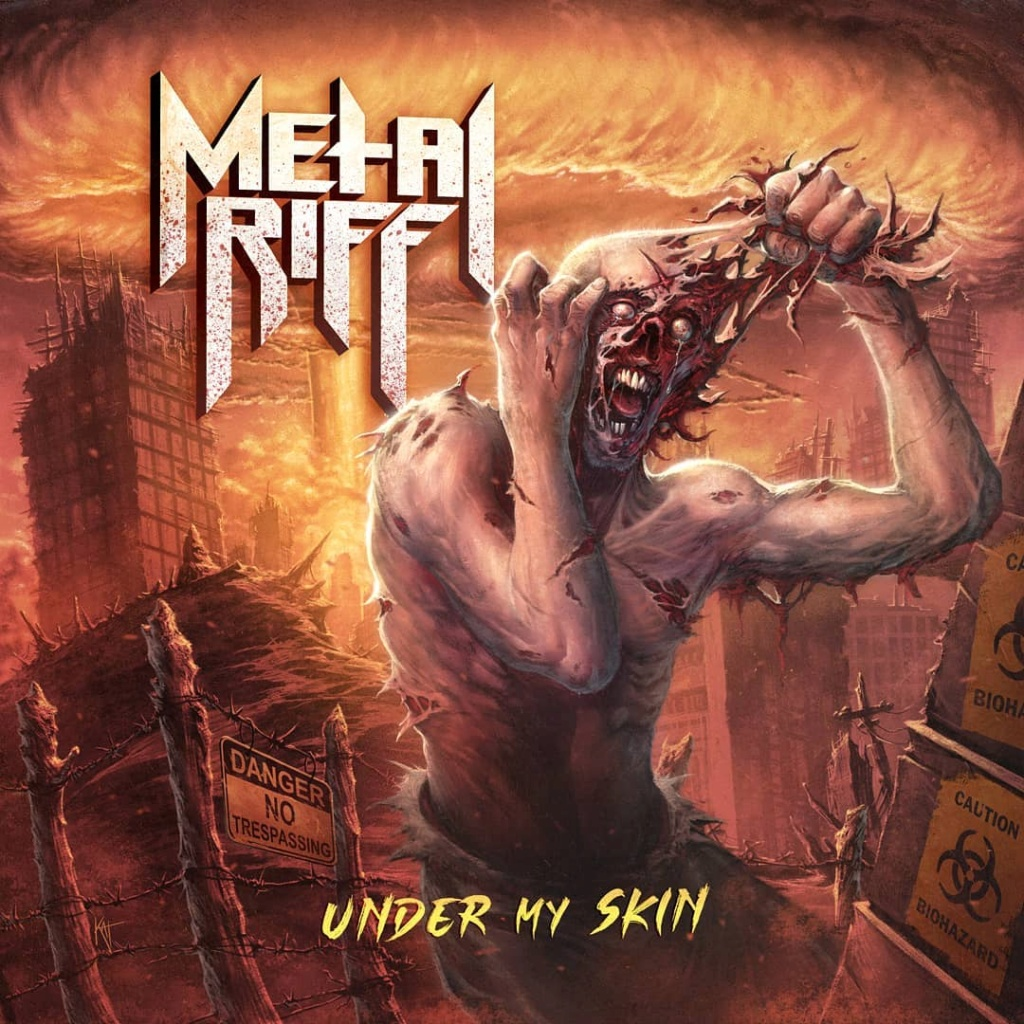 METAL RIFF Under My Skin (2020) Heavy/Thrash Chili 11773711