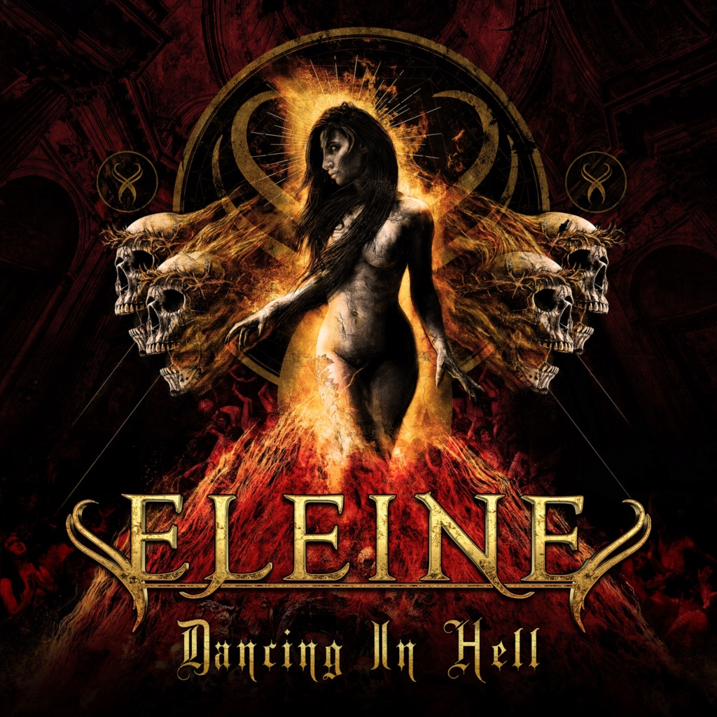 ELEINE Dancing in Hell (2020) Metal Symphonic Suède 11781610