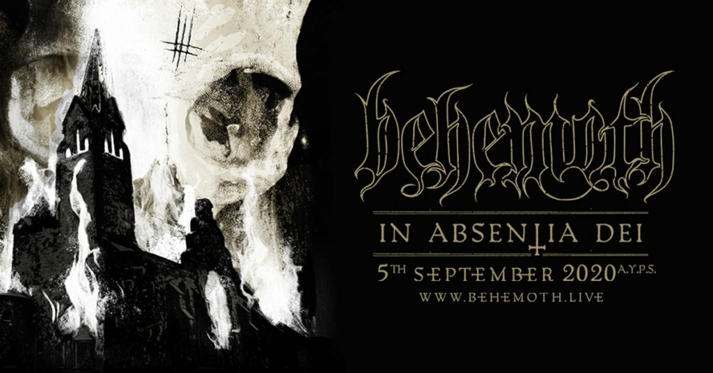 BEHEMOTH va donner un concert dans une église le 05 septembre 2020 ... 11812910