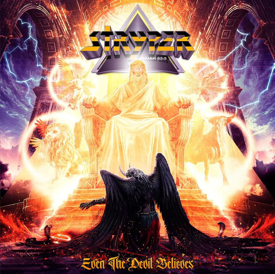 STRYPER Even the Devil Believes (2020) Heavy/Hard USA 11814810