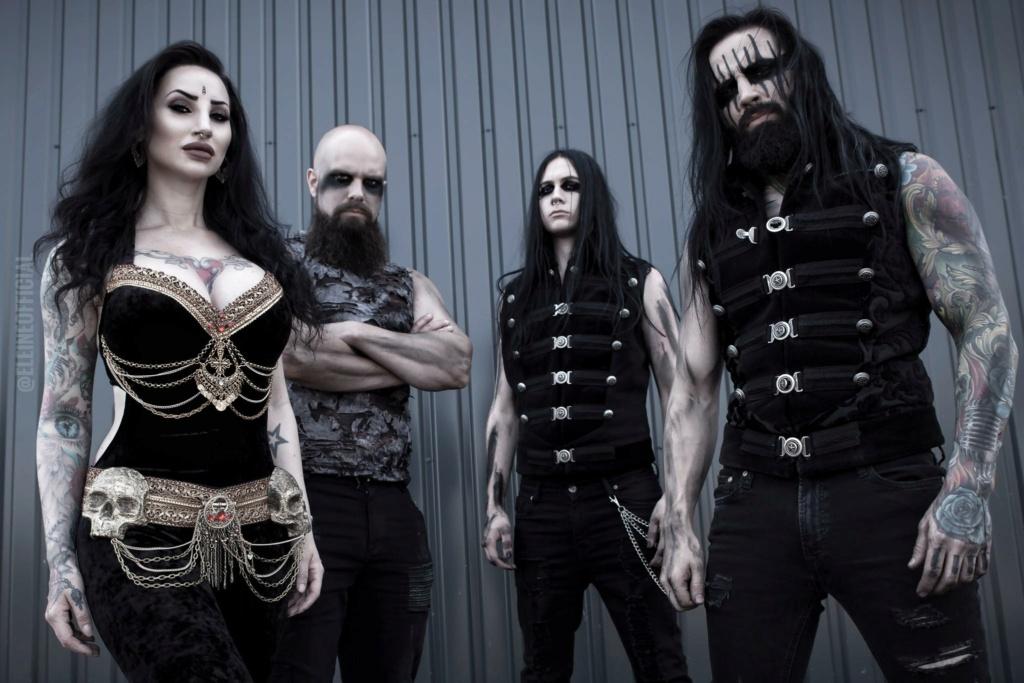 ELEINE Dancing in Hell (2020) Metal Symphonic Suède 11824810