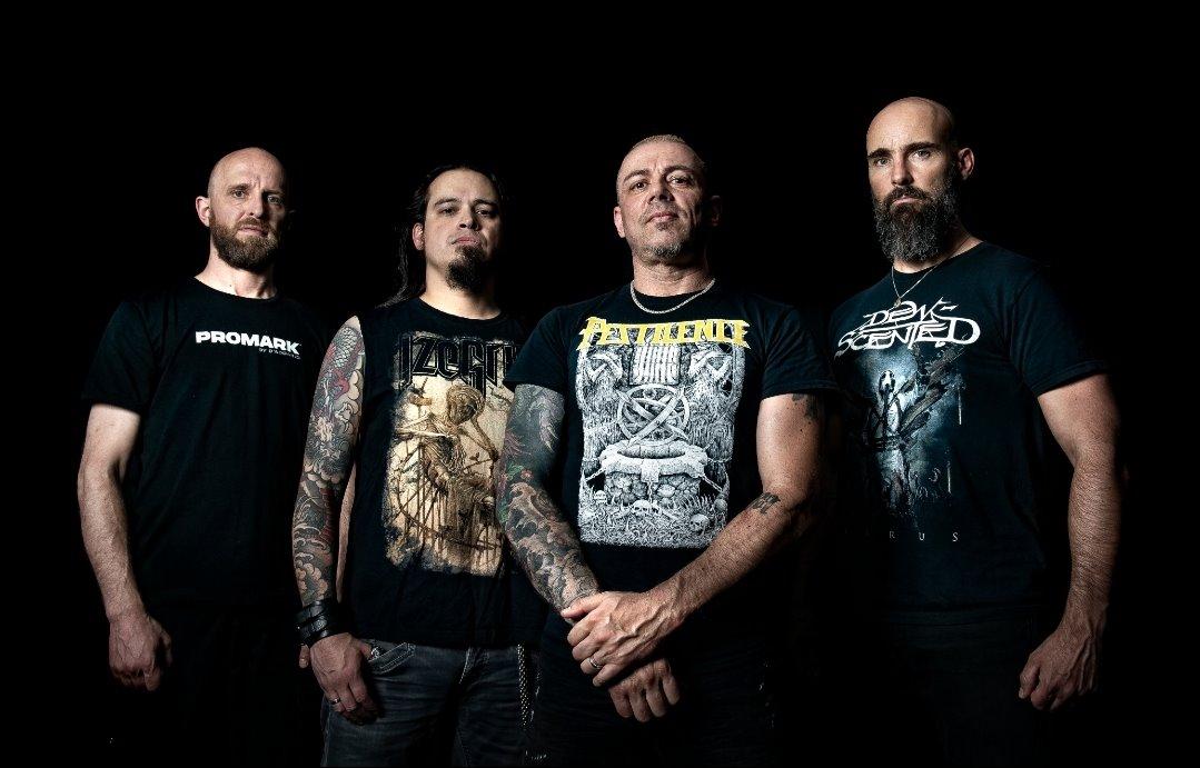 PESTILENCE Exitivm (2021) Death Metal Hollande 11877710