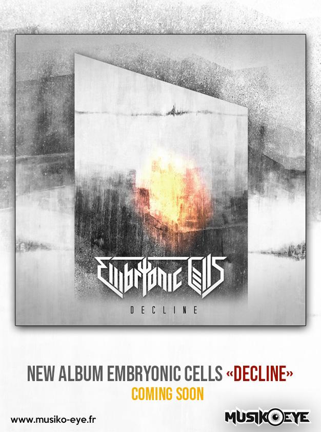 EMBRYONIC CELLS signe chez MusikÖ Eye ... Nouvel album en octobre 2020 11879810