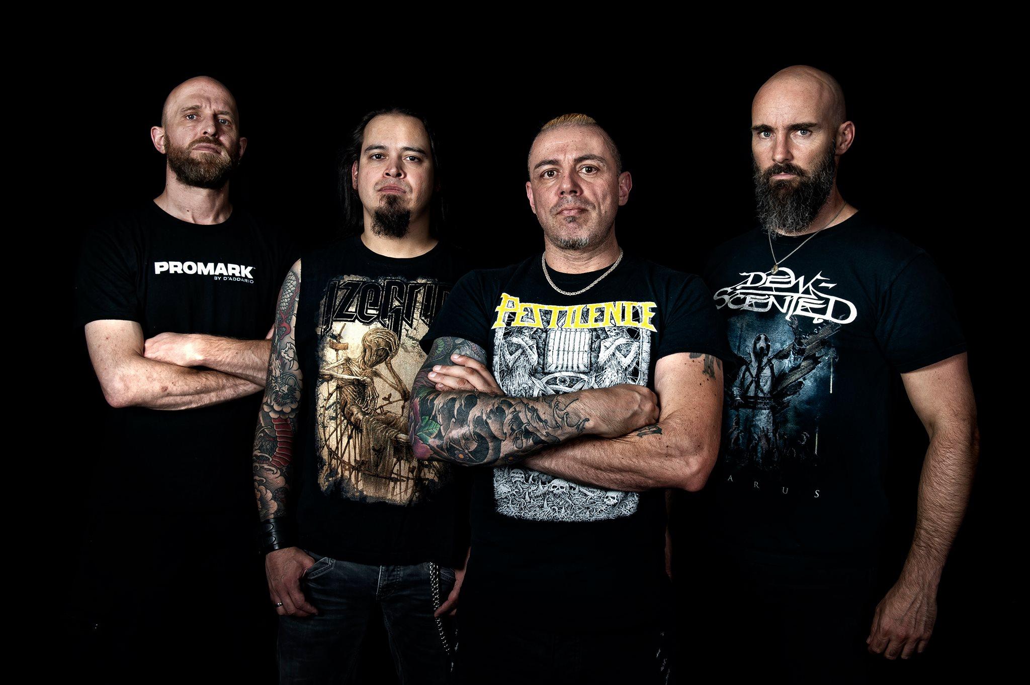 PESTILENCE Exitivm (2021) Death Metal Hollande 11887610