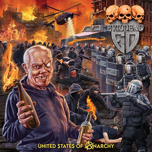 EVIL DEAD United $ tate $ Of Anarchy (2020) Thrash Metal USA 11910910