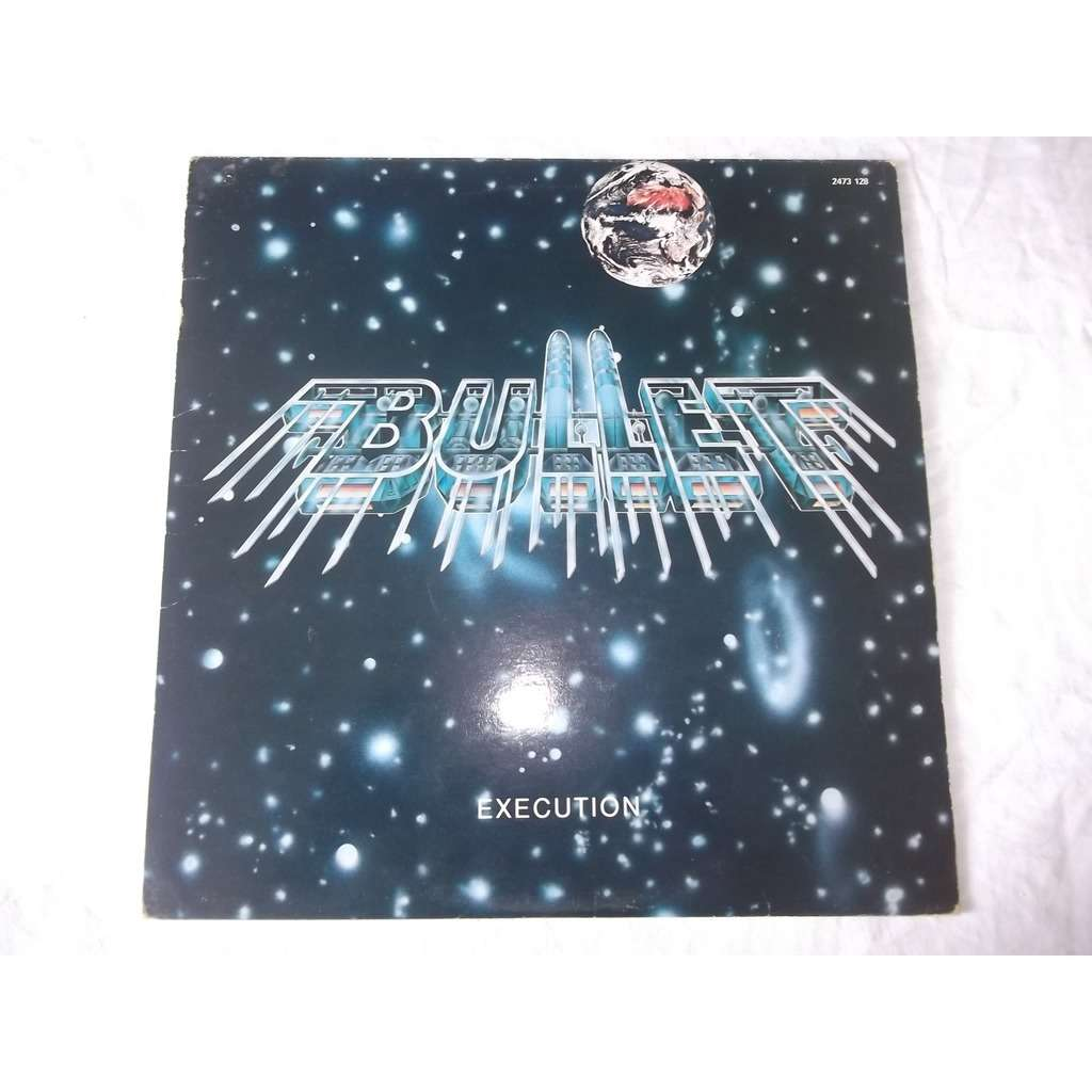Bullet - No Mercy - 1983 - Allemagne 11917810