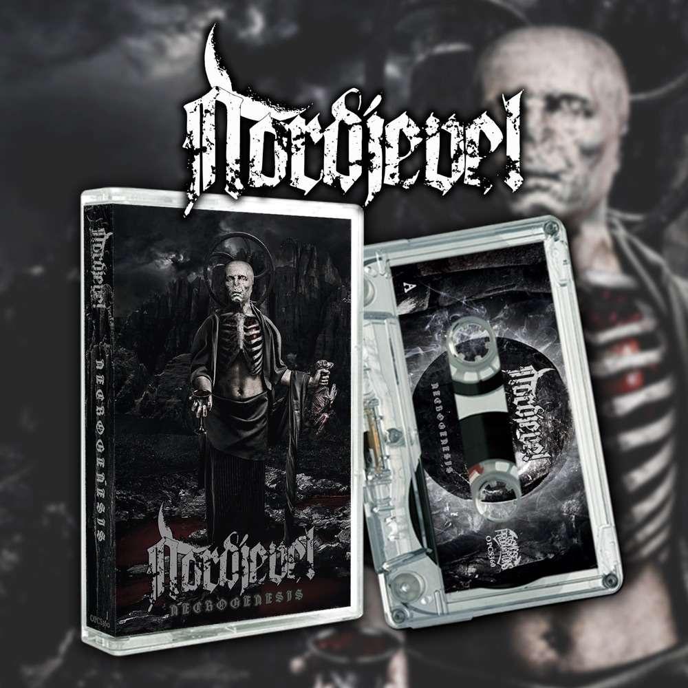 NORDJEVEL Necrogenesis (2019) Black Metal Norvège 11940010