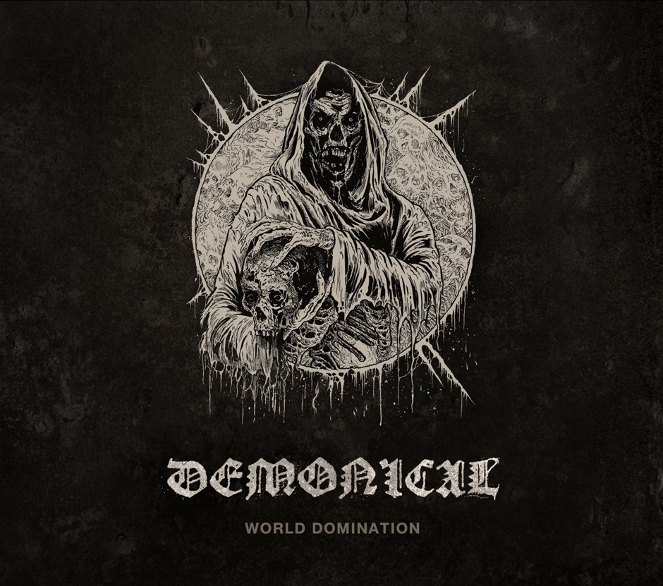 DEMONICAL World Domination (2020) Death Metal Suède 12006210