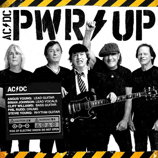 ACDC Power Up (2020) Hard-Rock Australie 12040910