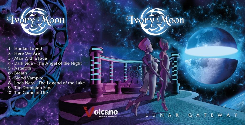IVORY MOON Lunar Gateway (2020) Metal Symphonic Italie 12046710