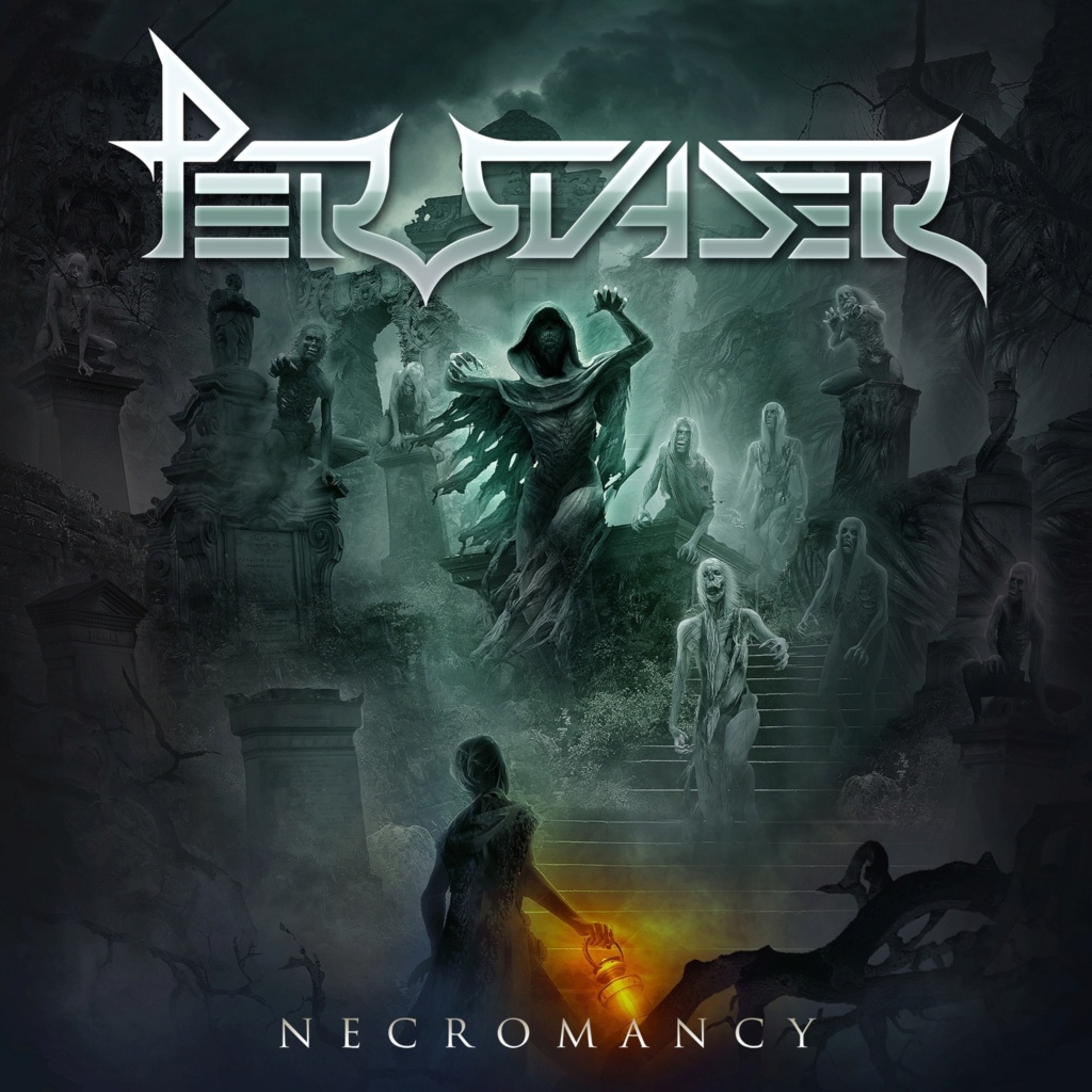 PERSUADER Necromancy (2020) Power Metal Suède 12057510