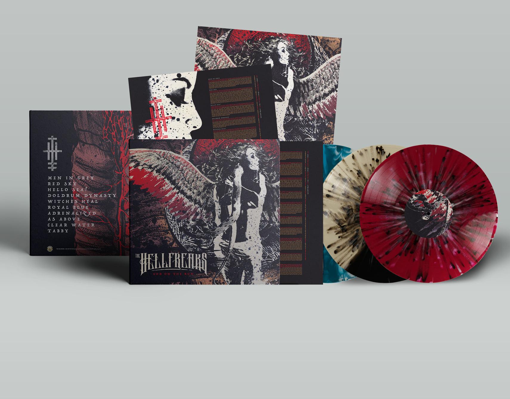 THE HELLFREAKS : deux nouveaux clips pour présenter son album au monde. 12092910