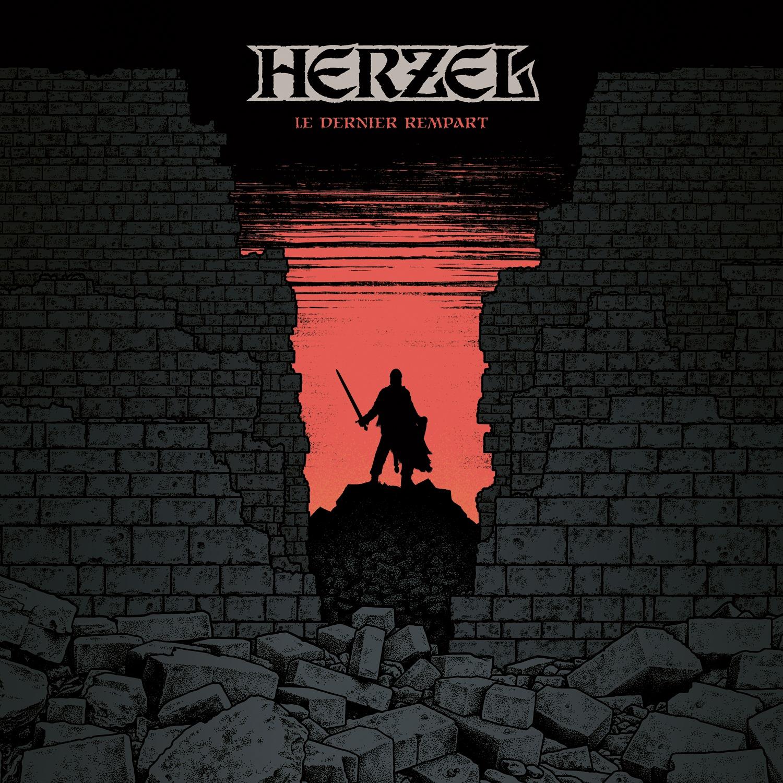 HERZEL Le dernier rempart (2012) Heavy Metal QUIMPER 12170510