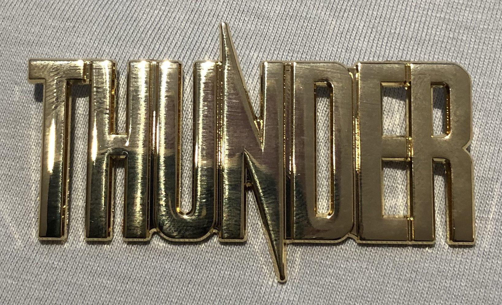 "Thunder  ""All The Right Noises"" – le 12 mars 2021 12307511"