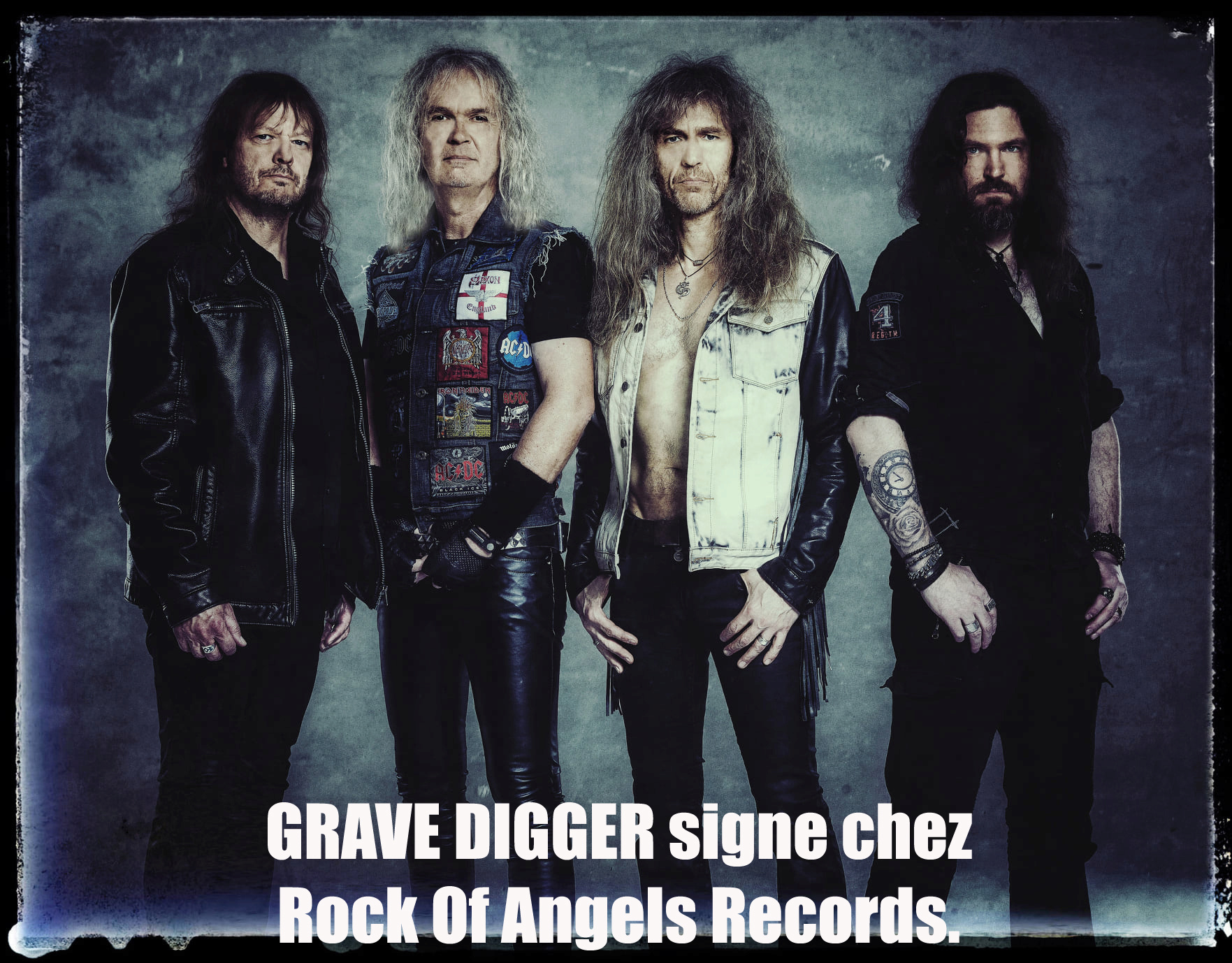 GRAVE DIGGER quitte Napalm Records ... 12391510