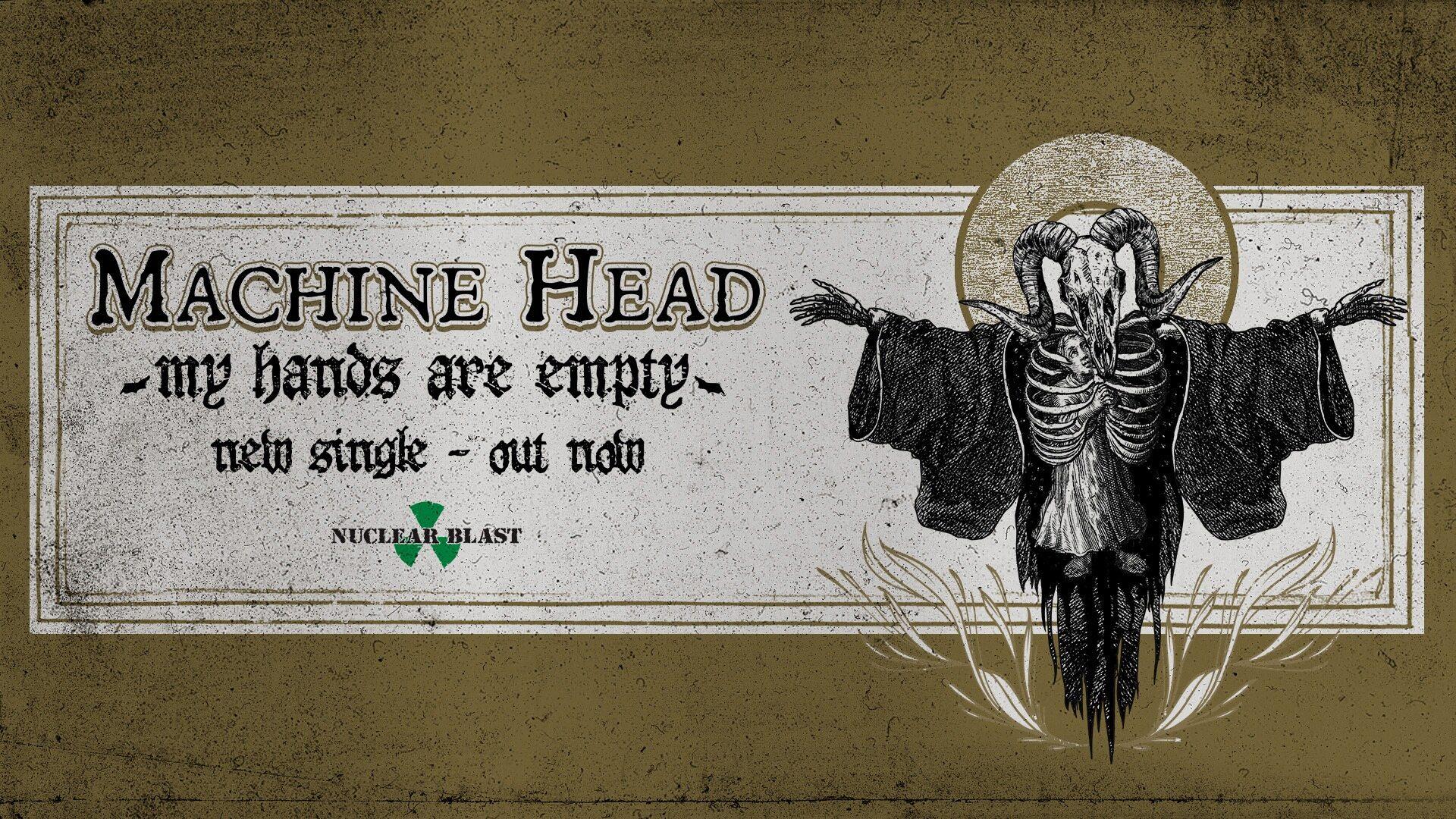 Le nouveau single de MACHINE HEAD est une bombe ! 12519810