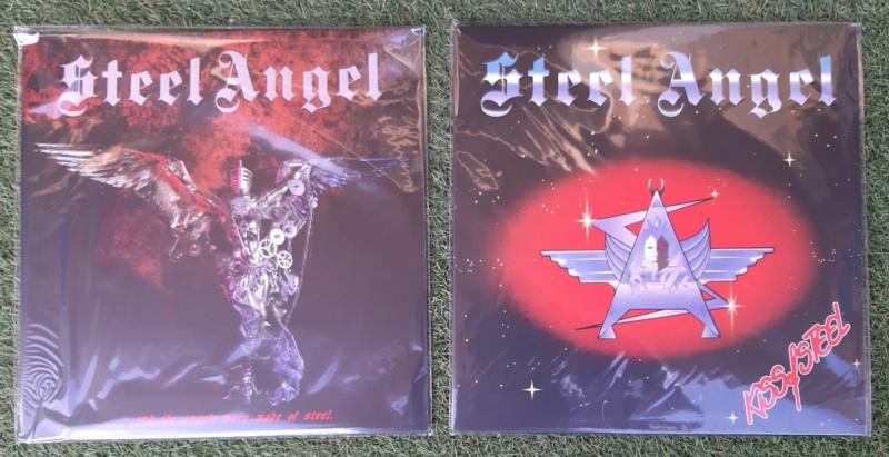 Nouveaux STEEL ANGEL 12540011
