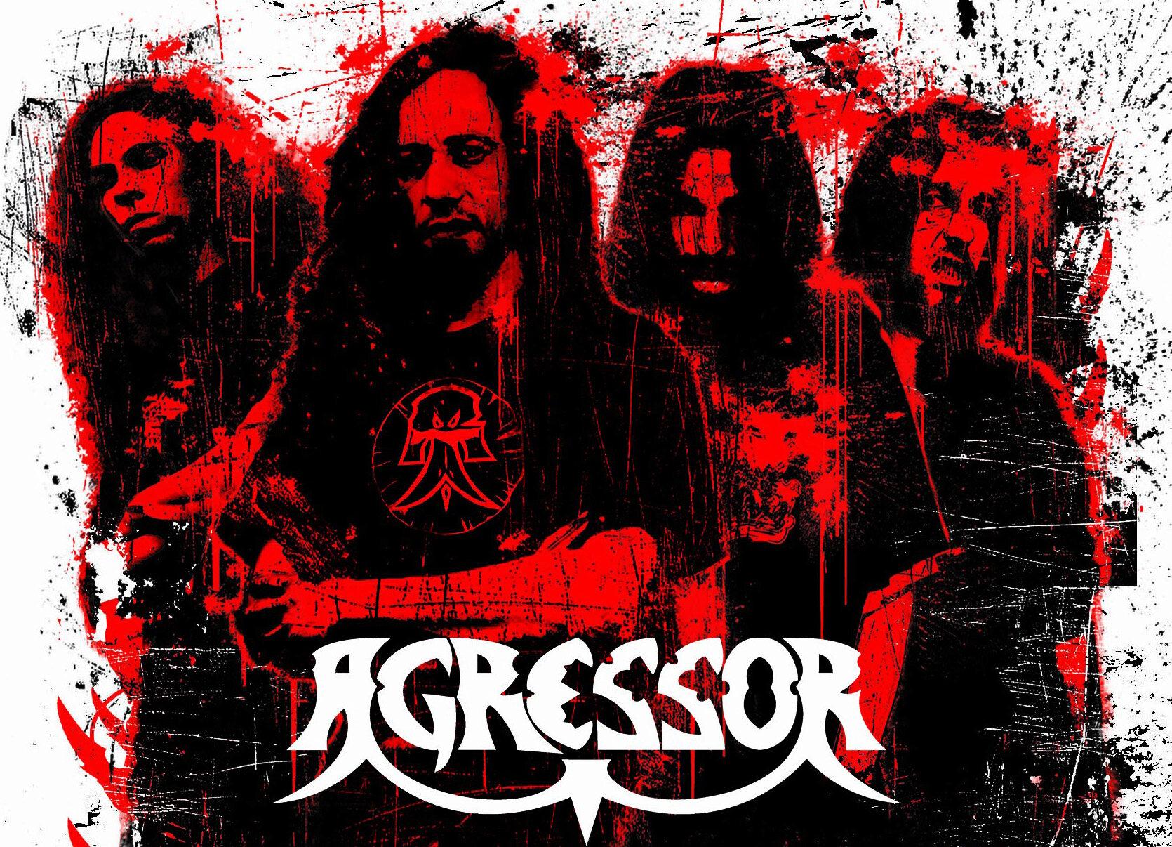 AGRESSOR : Réédition des deux premiers albums chez Season of Mist le 24/09/2021 12576111
