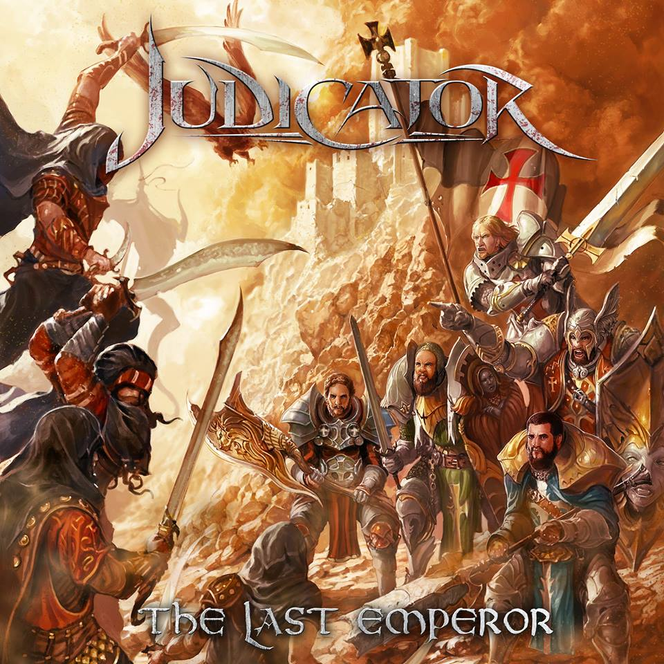 JUDICATOR The Last Emperor (2018) Heavy/Speed USA 12645010