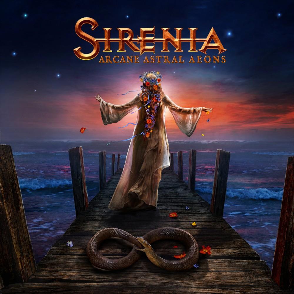 SIRENIA Arcane Astral Aeons (2018) Metal Symphonic Norvège 12693910