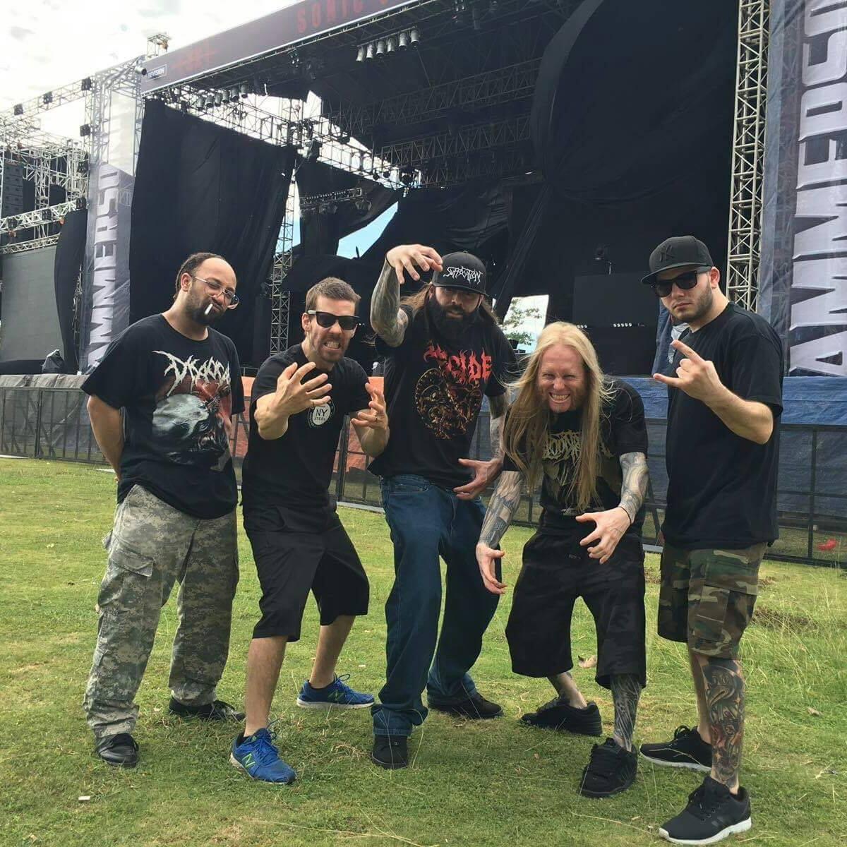 SUFFOCATION Live In North America (2021) Brutal Death Metal  U.S.A 13029510