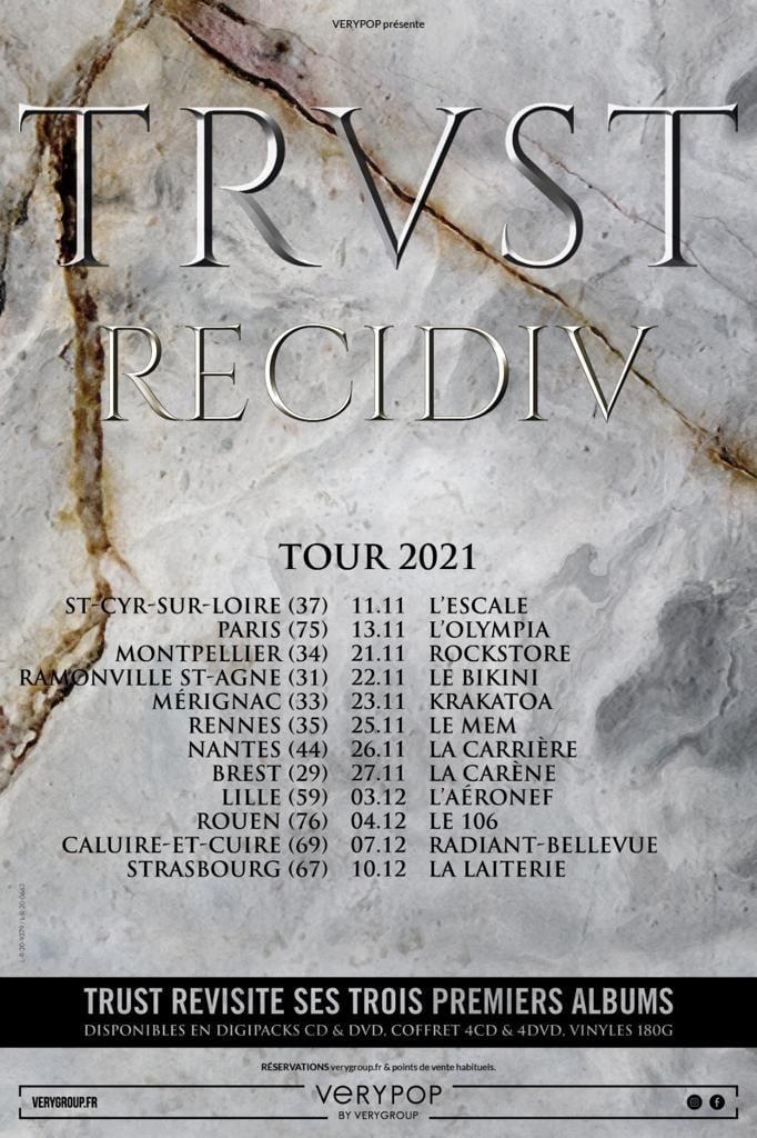 """TRUST """"récidiv""""déc 2020 13093810"""