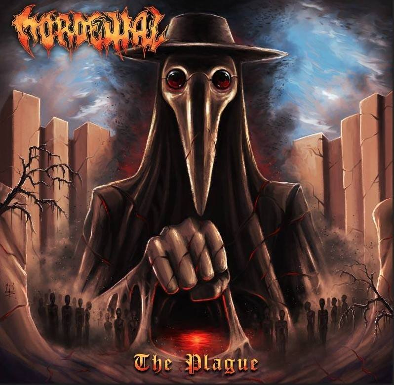 MORDENIAL The Plague (2017) Thrash Suède 13173910