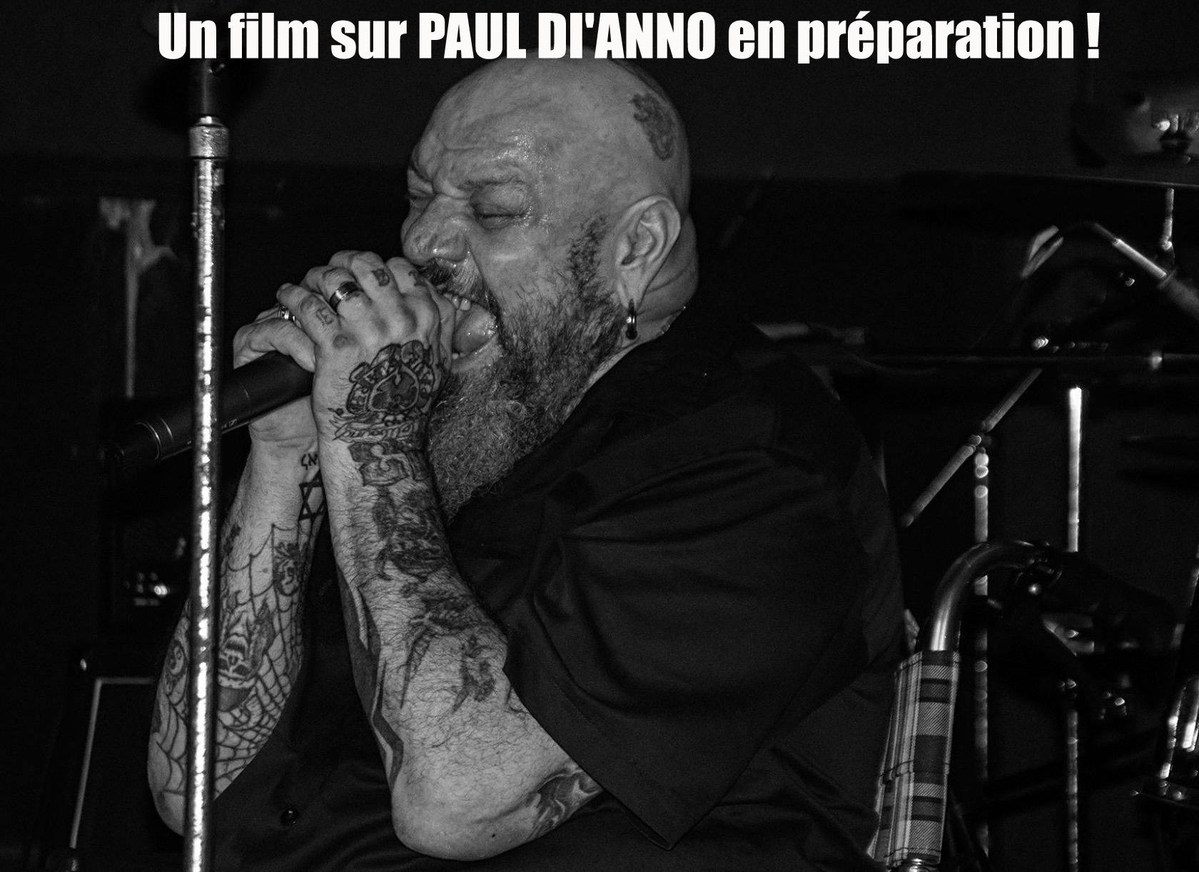Un documentaire sur Paul Di'Anno en péparation ... 13568910
