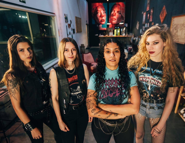 CRYPTA Echoes Of The Soul (2021) Death Metal Brésil 13825411