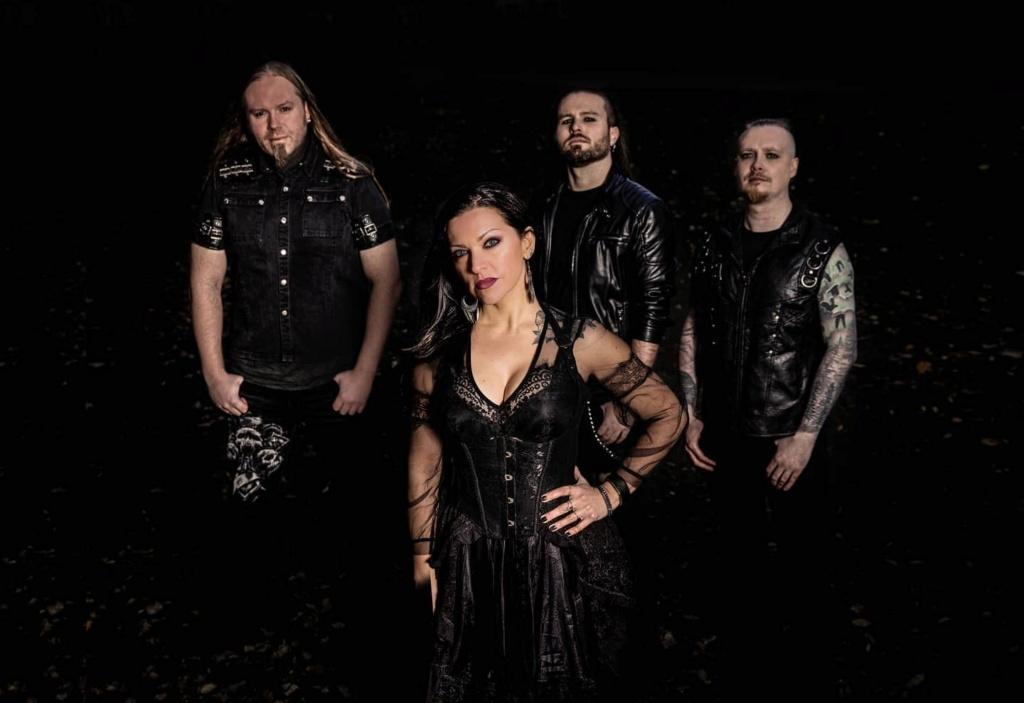 SIRENIA (Symphonic Metal)Riddles, Ruins & Revelations, le 12 Février 2021 13868010