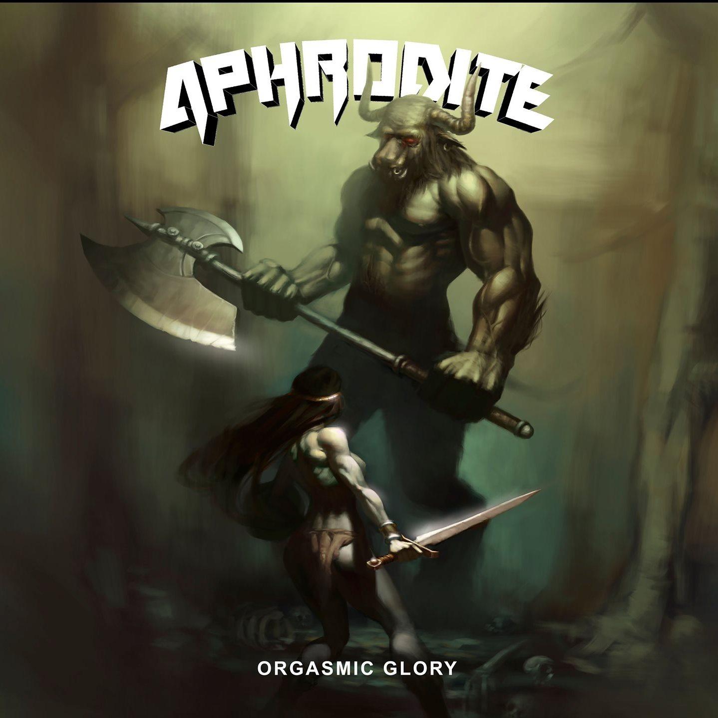 APHRODITE Orgasmic Glory (2021) Speed Metal CANADA 14336210