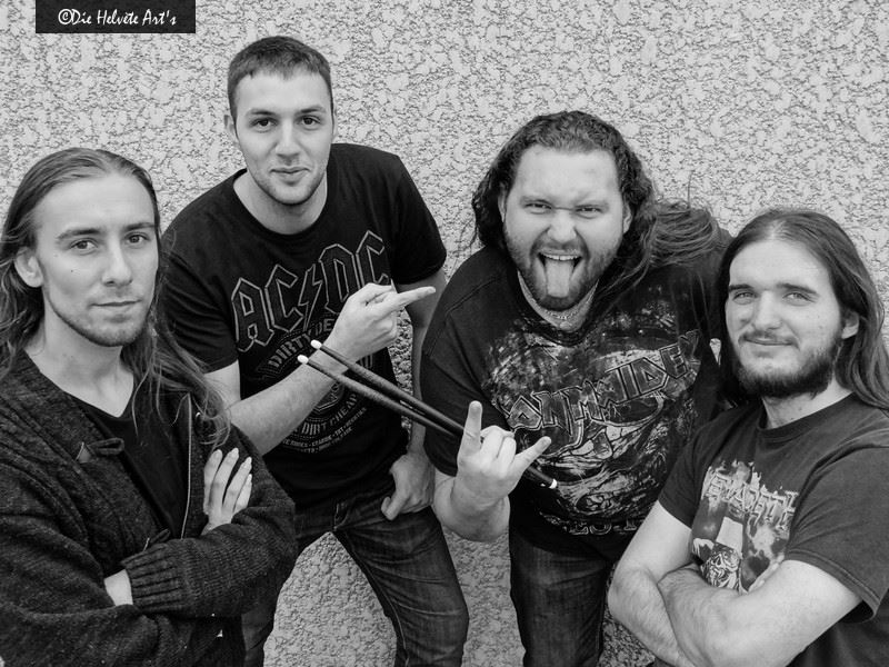 EVIL MINDED Weighing Of The Heart (Démo, 2020) Heavy Metal Toulouse 14463210