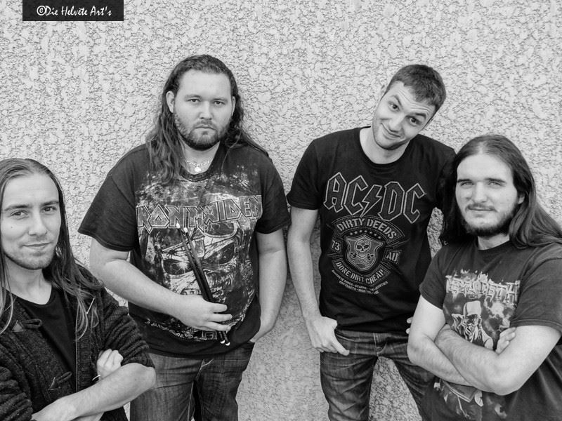 EVIL MINDED Weighing Of The Heart (Démo, 2020) Heavy Metal Toulouse 14463211