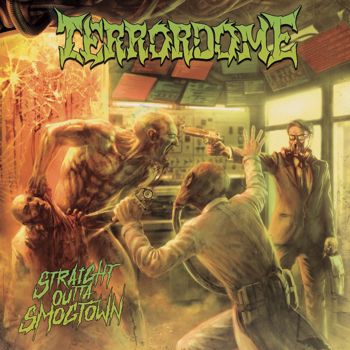 TERRORDOME  Straight Outta Smogtown (2021) Thrash Metal Pologne 14473910