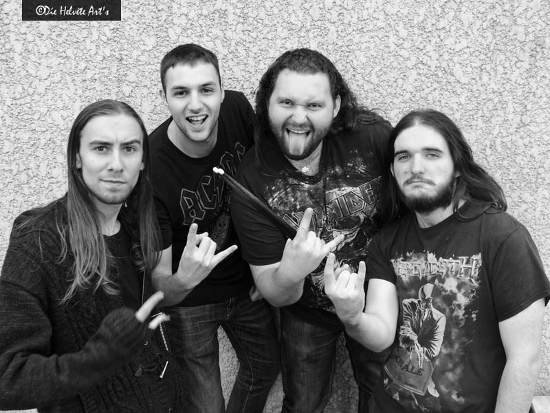 EVIL MINDED Weighing Of The Heart (Démo, 2020) Heavy Metal Toulouse 14484610