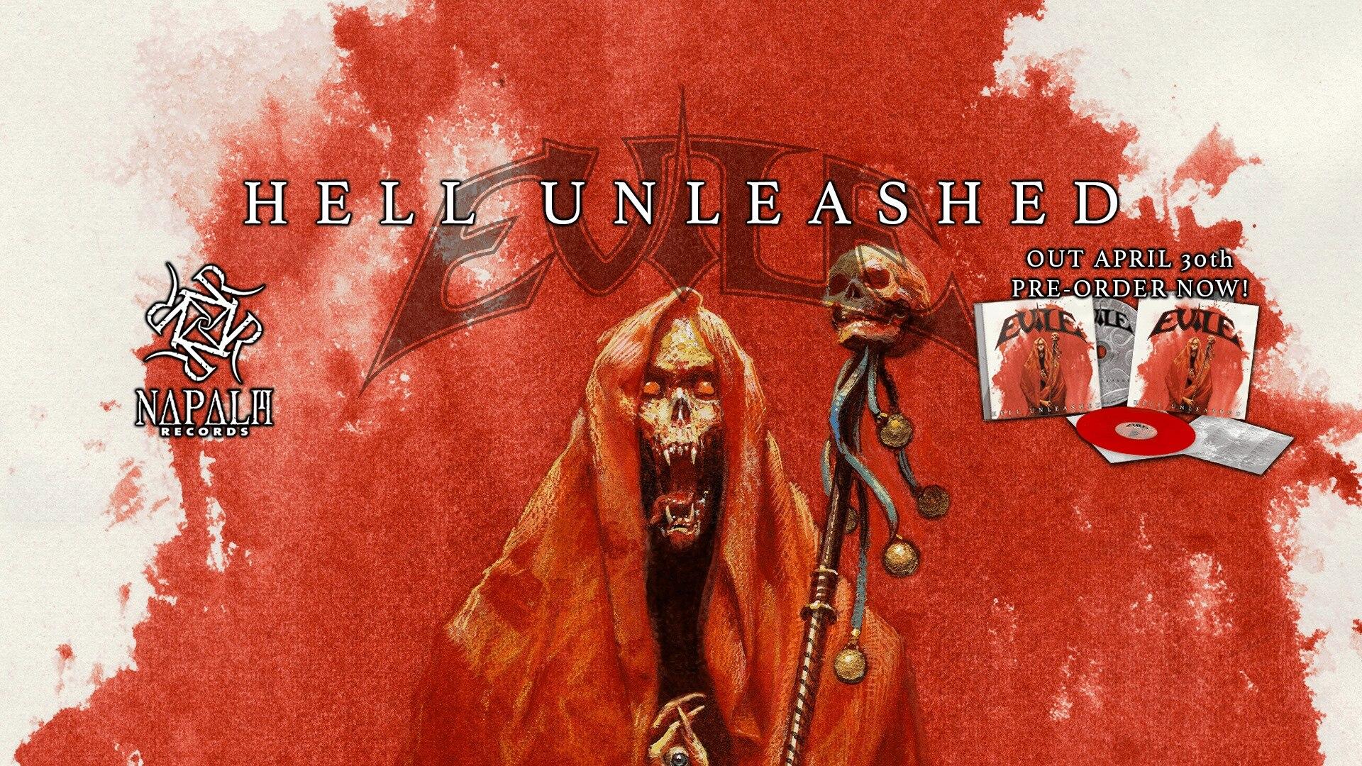 EVILE Hell Unleashed (2021) Thrash Angleterre 14564610