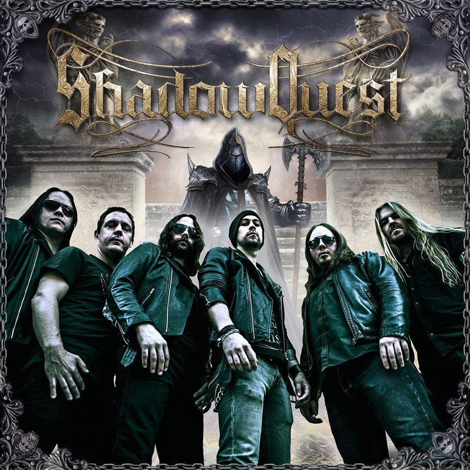 SHADOWQUEST Gallows of Eden (2020) Heavy / Power Metal Suède 14633510